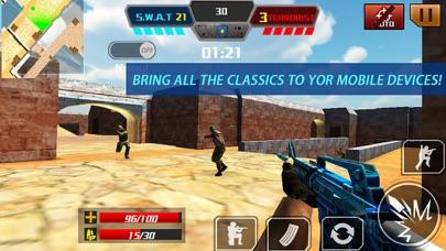 スナイパーシューティングゲームオンライン:fps銃射撃ゲームのおすすめ画像2