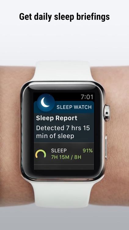Sleep Watch by Bodymatter screenshot-6