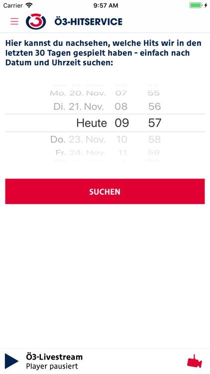Hitradio Ö3 screenshot-4