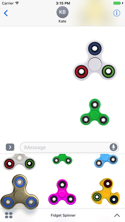 Fidget Spinner Bundle screenshot-4