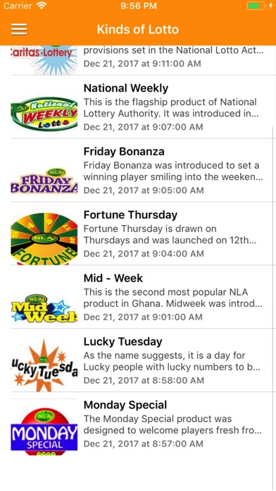 Ghana Lotto Results   App Price Drops