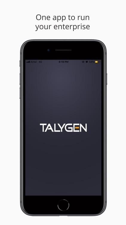 Talygen Business Intelligence