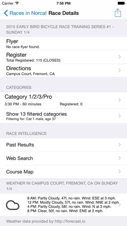 Race Ready - USA Cycling Races by Matt Mikul