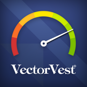 VectorVest Stock Advisory ios app