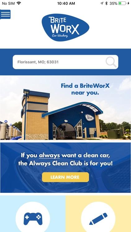 BriteWorX Car Washery