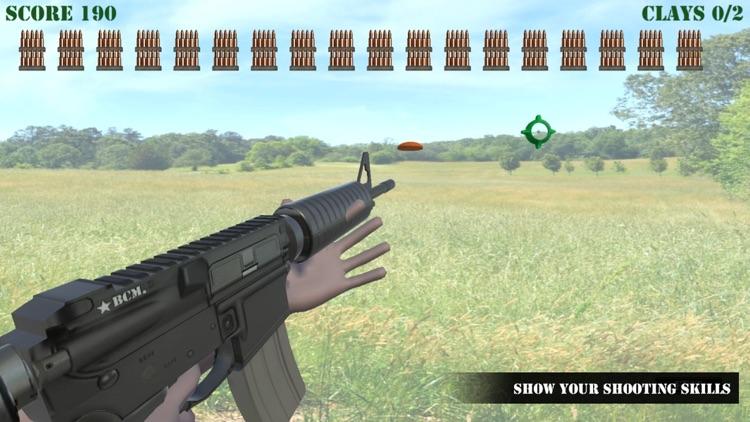 CLAY SHOOTING SKEET