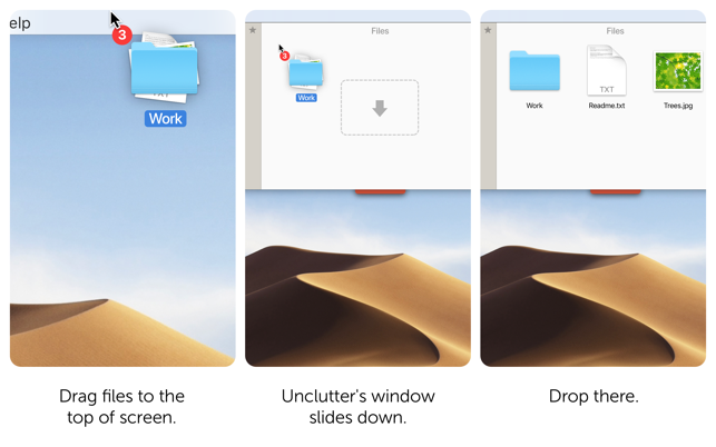 ‎Unclutter Screenshot