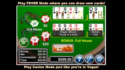Pai Gow Poker Fever Screenshot