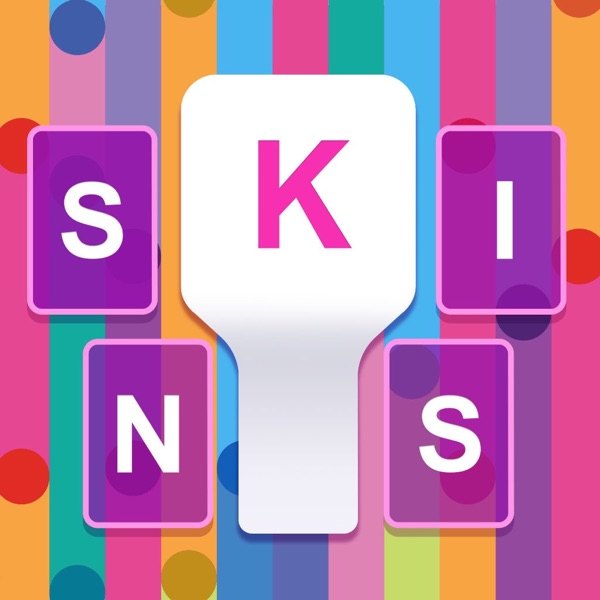 Keyboard Skins for iPhone app for iPhone: review | features