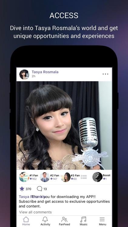 Tasya Rosmala Official App