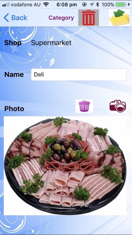 Shopping-List. screenshot-4