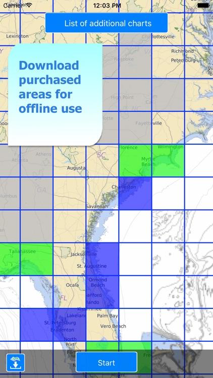 Aqua Map Marine - Boating GPS screenshot-6