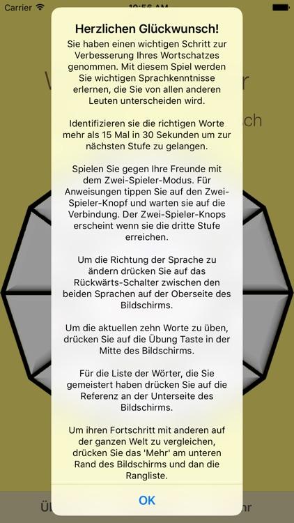 Vocabulary Trainer: German - Dutch screenshot-4