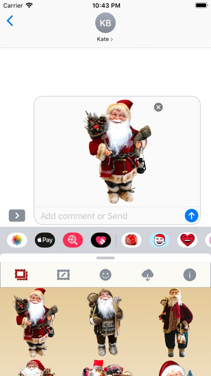 Christmas Ornaments • Stickers screenshot-5