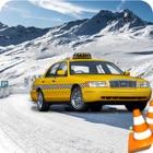 montée Taxi conduite amusement icon