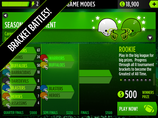GameTime Football with Mike Vick-ipad-4