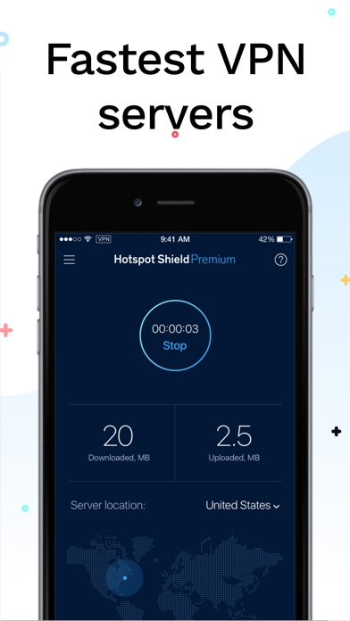 download HotspotShield VPN & Wifi Proxy apps 2