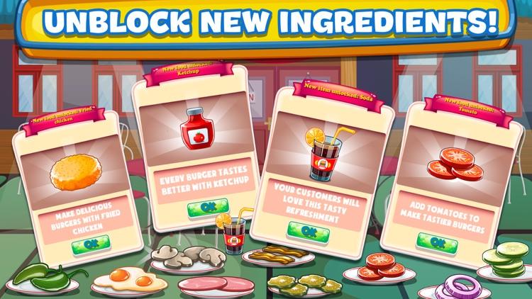 Cheeseburger Cooking Tycoon screenshot-7
