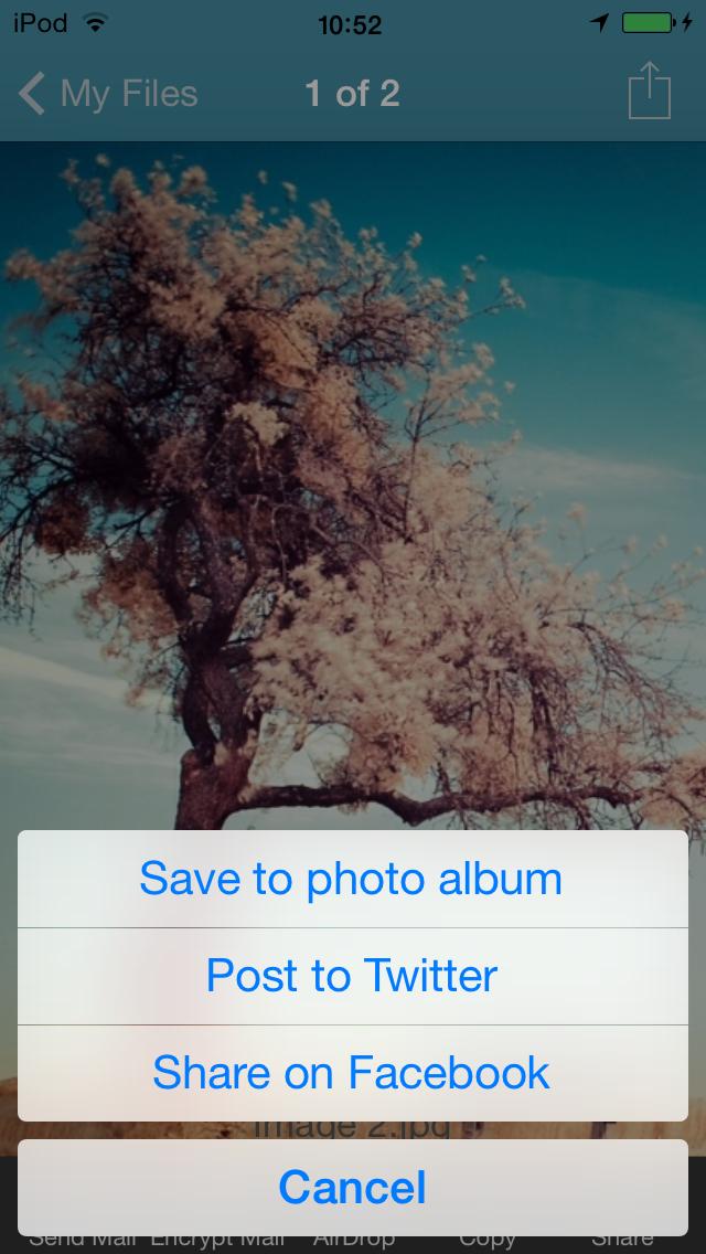 WinZip Pro - #1書類圧縮/圧縮解除ツールのおすすめ画像5