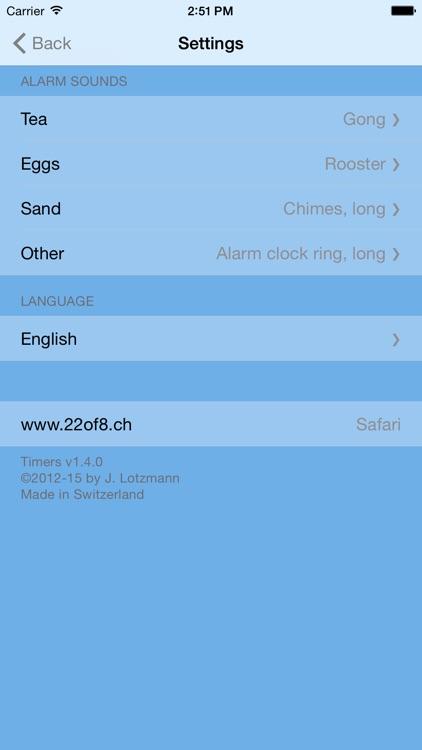 The Timers App screenshot-3
