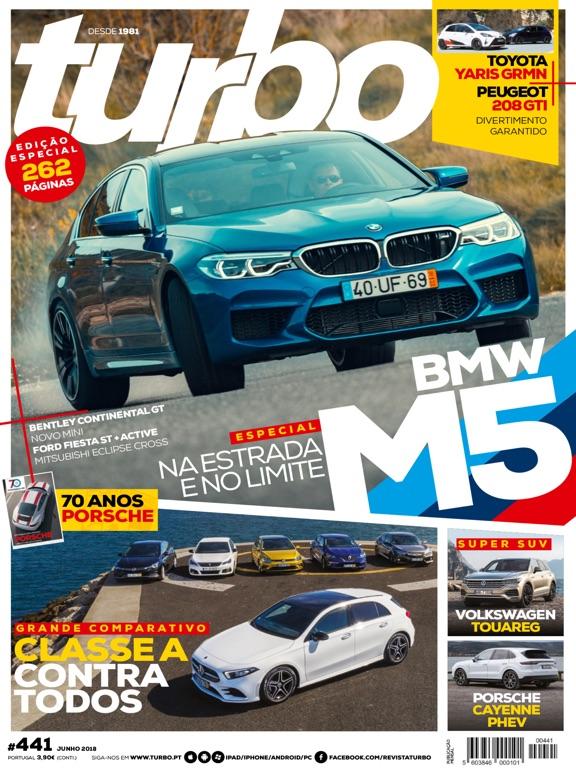 iPad Image of Revista Turbo Mag