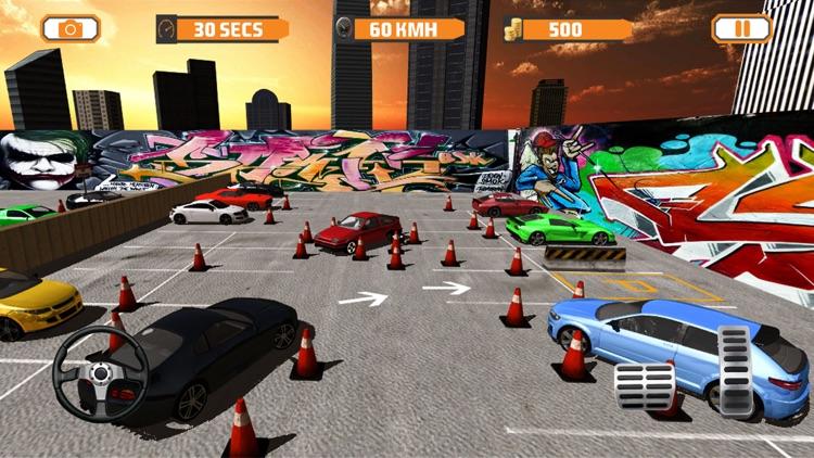 Real City Dr Parking Simulator 2017