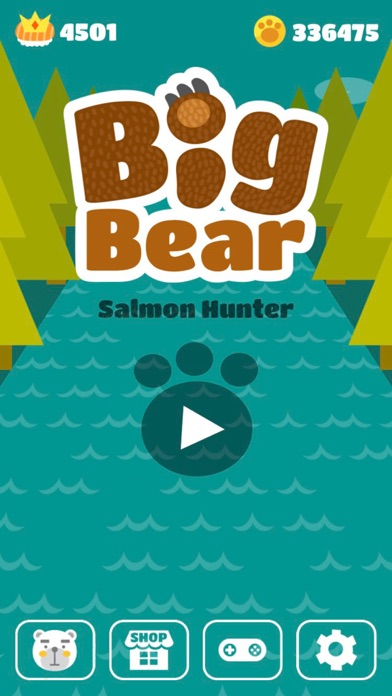 Big Bear: Salmon Hunter Screenshot 5