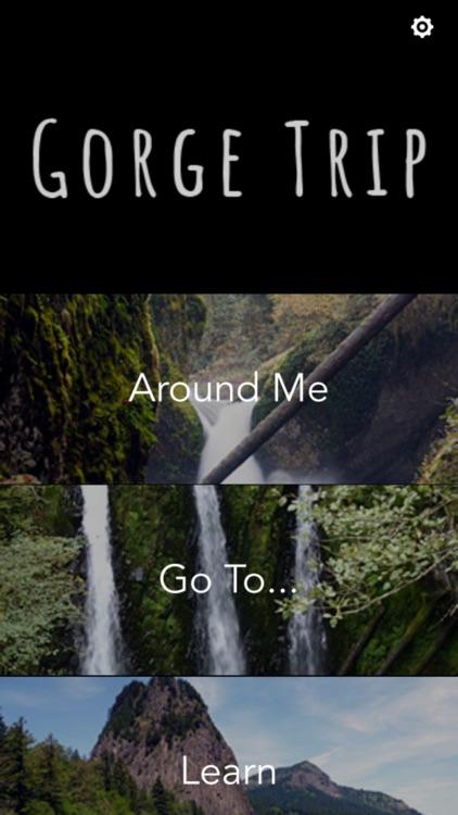 Gorge Trip