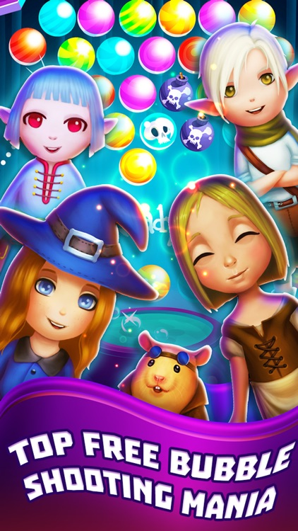 Magical Witch - Prince Escape screenshot-3