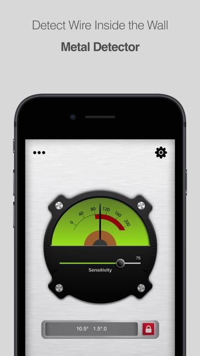 best metal detector app iphone