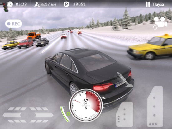 Driving Zone 2 Lite для iPad