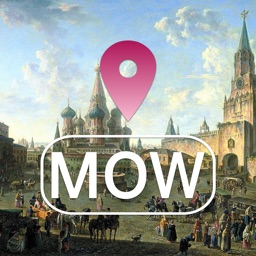 Moscow Offline Map & Guide