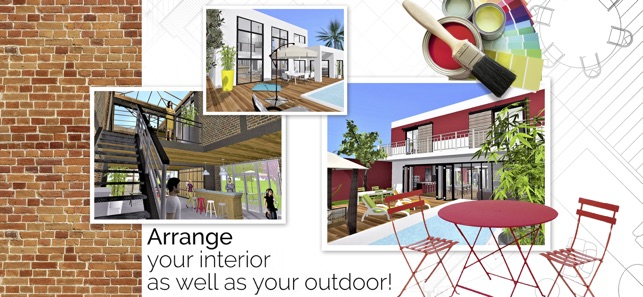 Ordinaire  Home Design 3D On The App Store