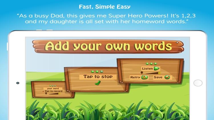 Hangman: A Spelling Bug App