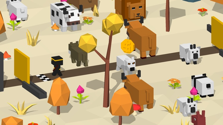 Rush Run - Crowd city escaping screenshot-4