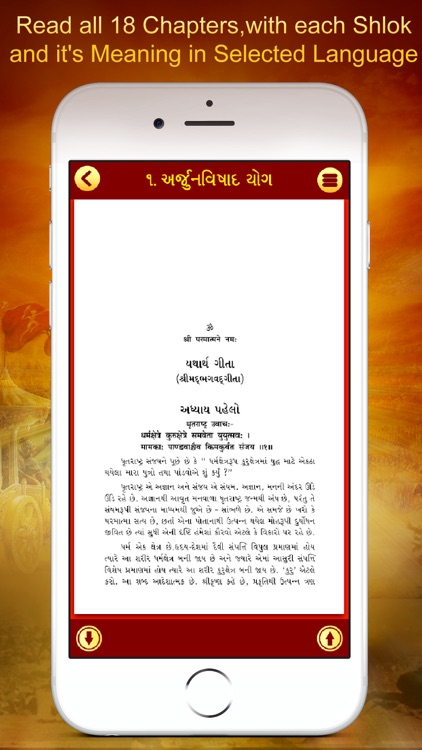 Bhagavad Gita 12 Languages Pro screenshot-6