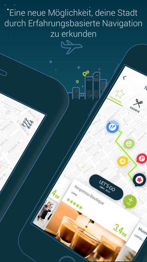 Sidekix: Städtische Navigation Screenshot