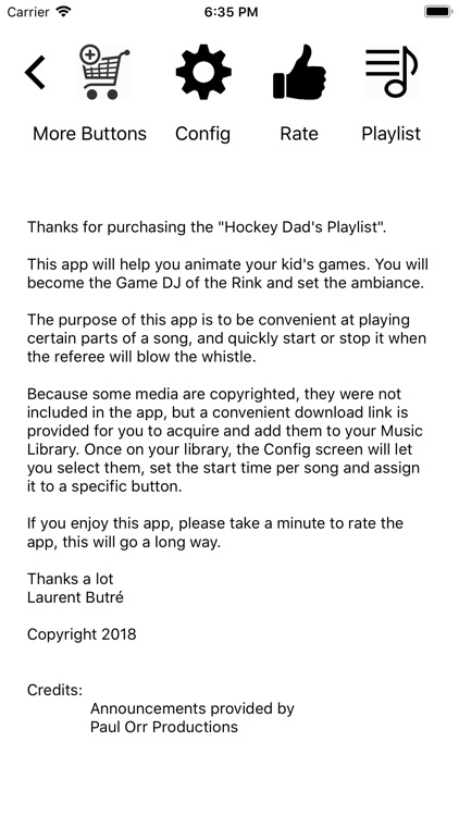 Ice Hockey Dad's Playlist screenshot-4
