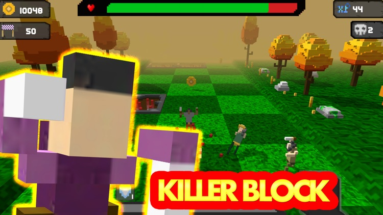 Haldis Killer Clown Block