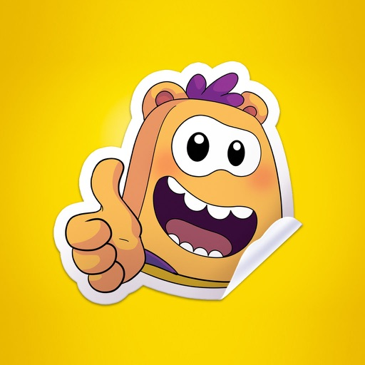 Appies Sticker Madness