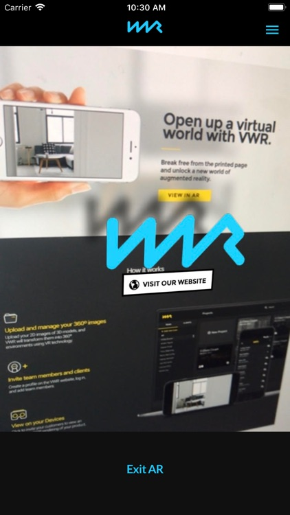 VWR Augmented Reality screenshot-8