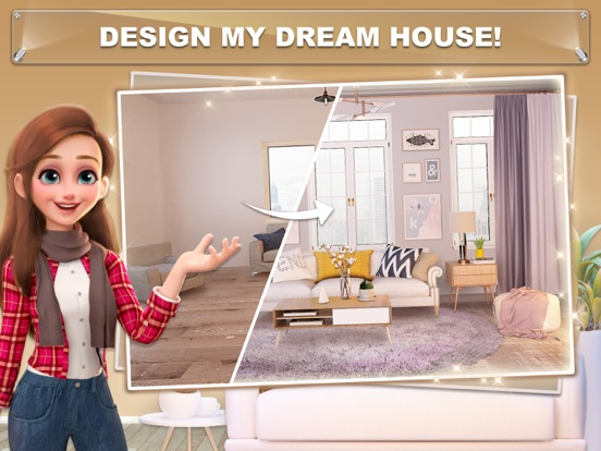 Screenshot #1 For My Home   Design Dreams ...