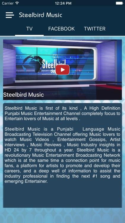 Steelbird Music by Dewal Prashar