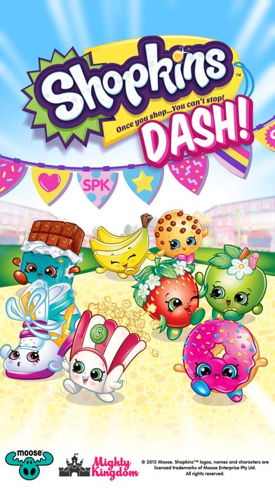 Shopkins Dash! screenshot 1