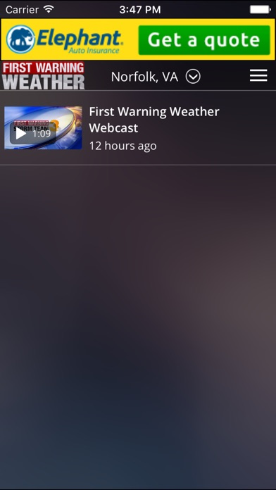 News 3 - First Warning Weather for Windows