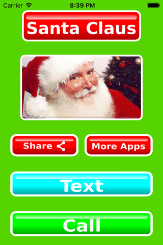 Call Santa Voicemail screenshot 3