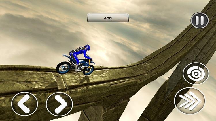Bike Rider Stunt Motocross 3D screenshot-7