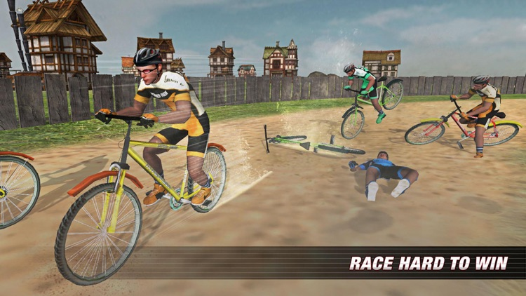 Bicycle Typhoon Racing screenshot-3