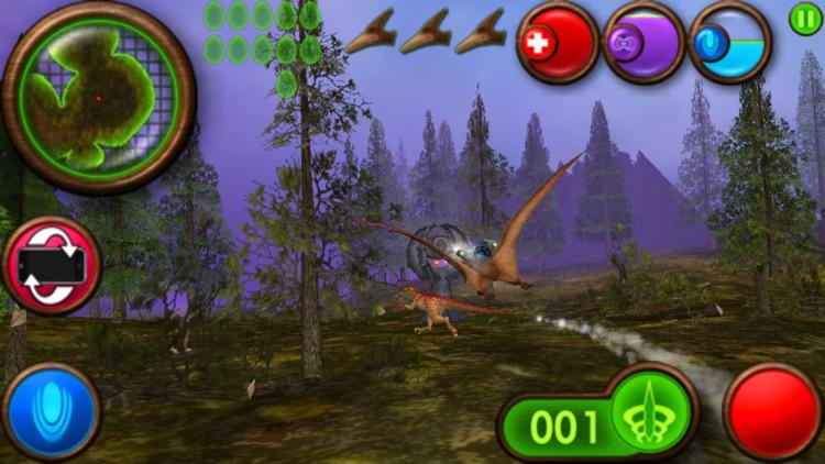 Nanosaur 2 screenshot-3