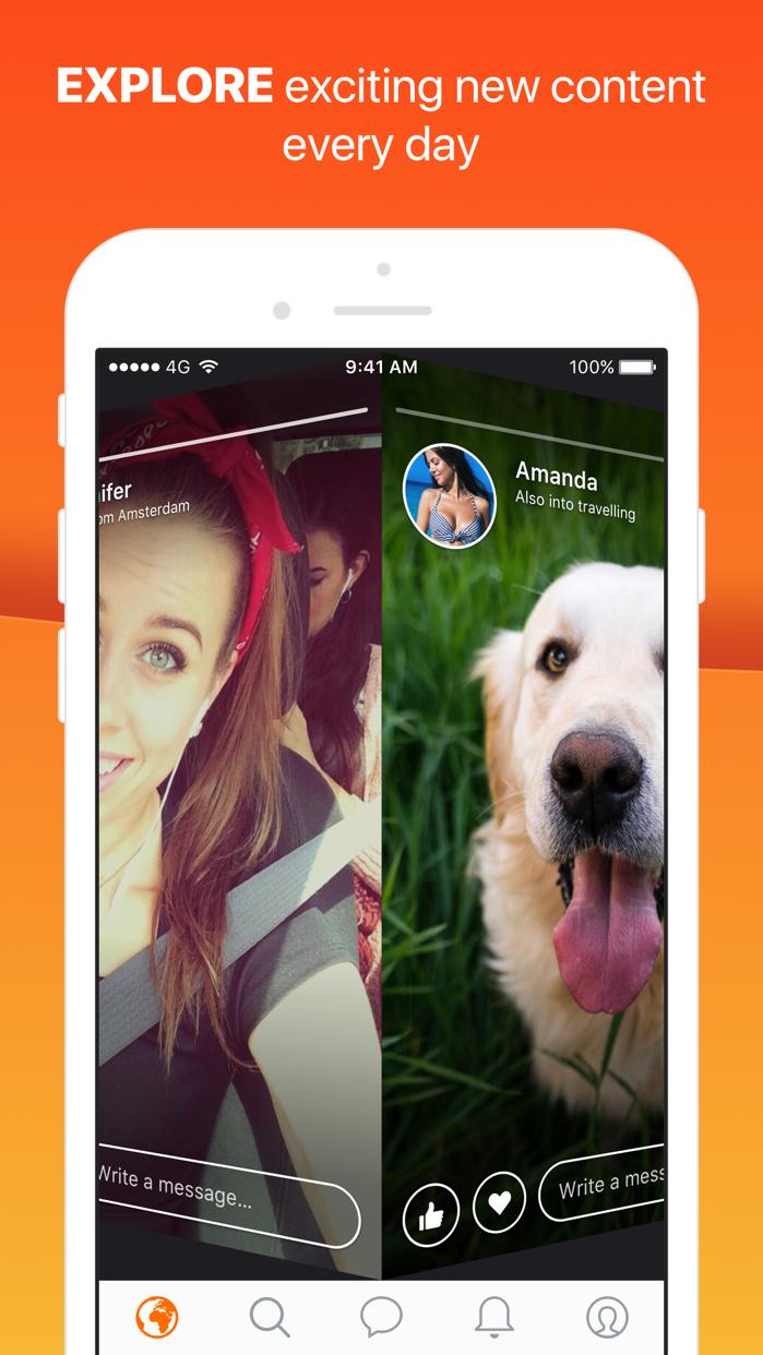Twoo - Meet new people Screenshot